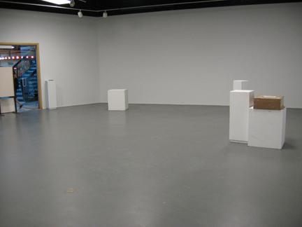 Empty Gallery #1