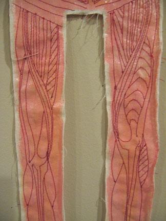 muscle stitch legs