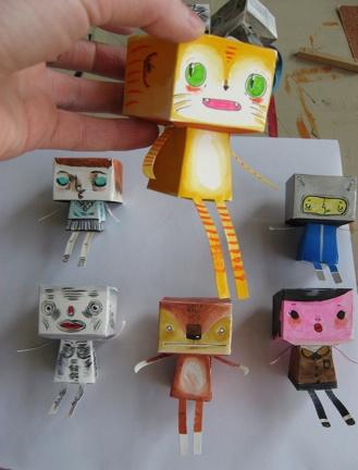 gabe's blockheads detail