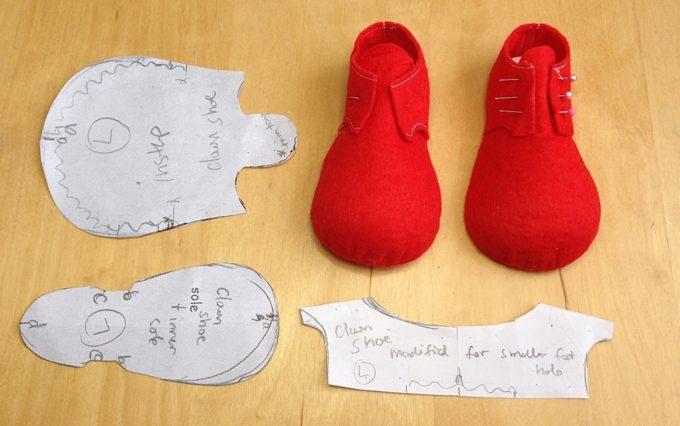 Phase 3 Shoe