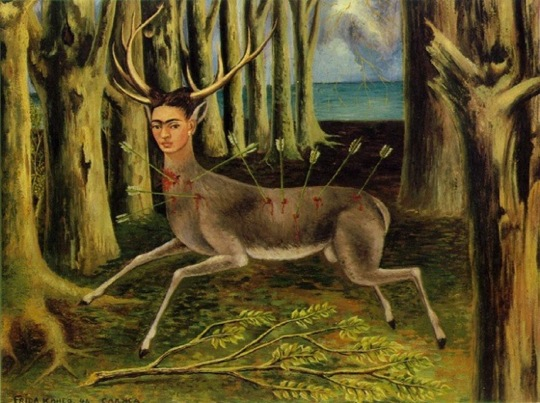 Frida Kahlo's Little Deer